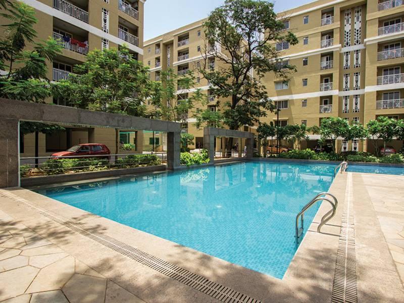 Image Of Swimming Pool Of Lodha Group Casa Paradiso Sanath Nagar Hyderabad