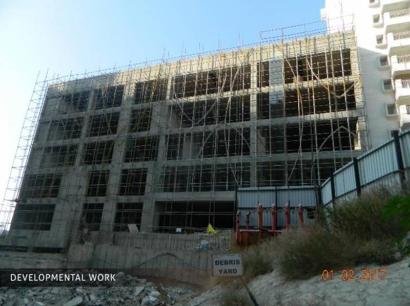 Images for Construction Status of Mantri Serenity