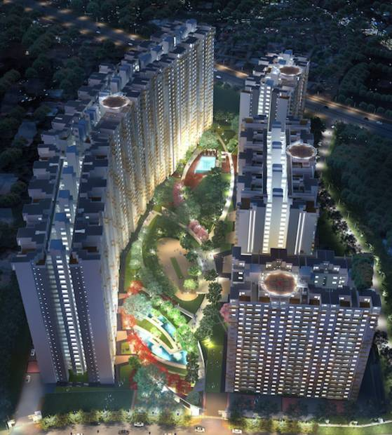 Images for Elevation of Mantri Serenity