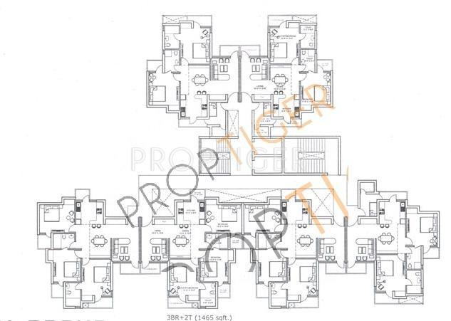 Images for Cluster Plan of Sikka Kaamna Greens