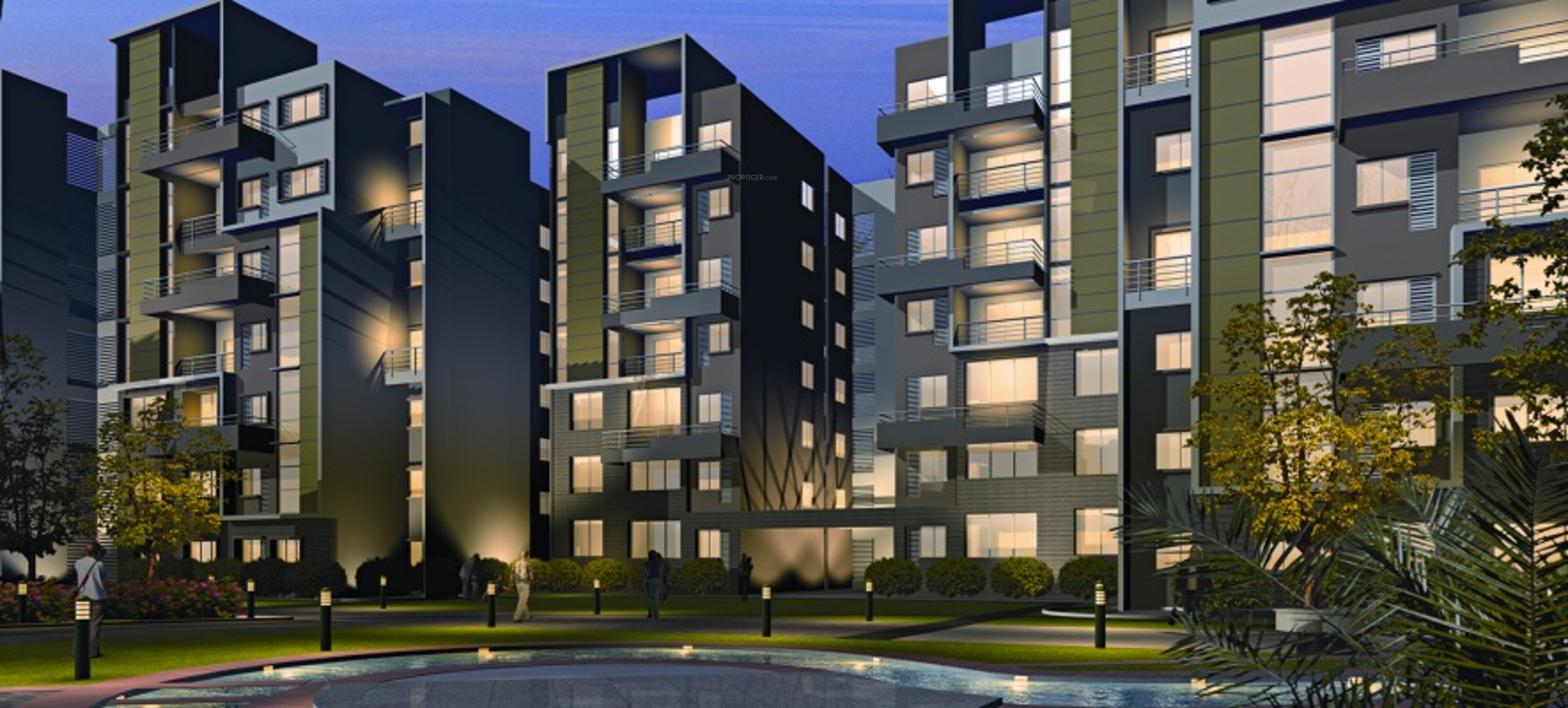 Bren Sjr Luxuria In Jp Nagar Phase 7 Bangalore Price