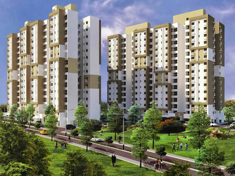 Images for Elevation of Unitech Fresco
