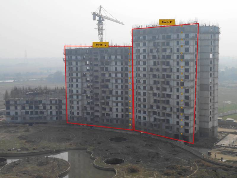 Images for Construction Status of Elita Garden Vista Phase 2