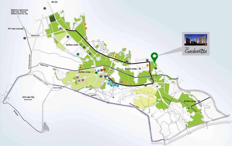 Images for Location Plan of Elita Garden Vista Phase 2
