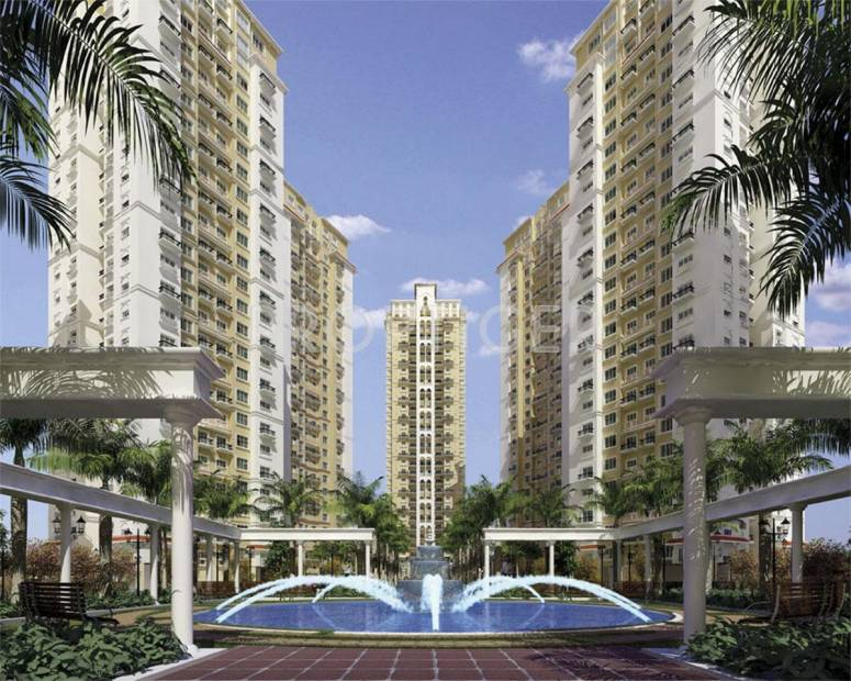 new-town-heights Images for Elevation of DLF New Town Heights