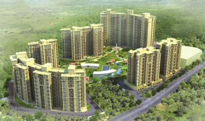 Images for Elevation of Raheja Raheja Vistas Premiere
