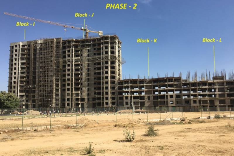 Images for Construction Status of Savvy Swaraaj Sports Living