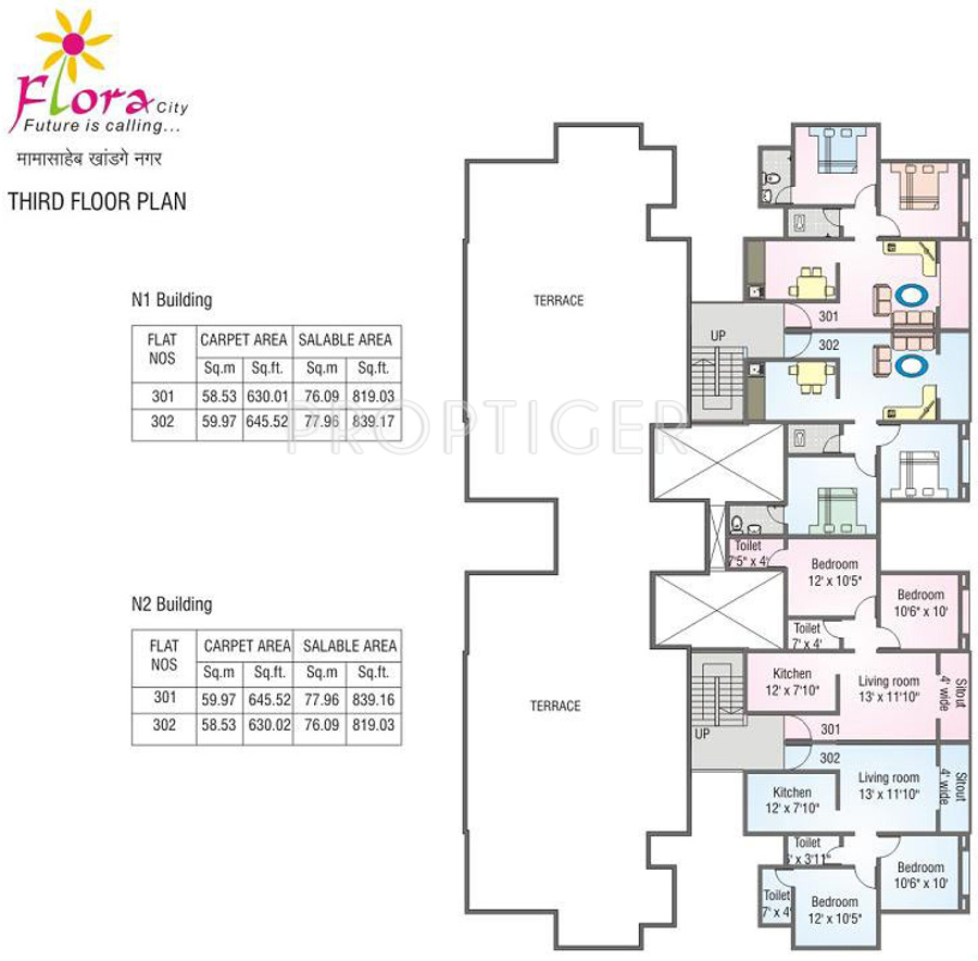 Namrata Flora City In Talegaon Dabhade Pune Price