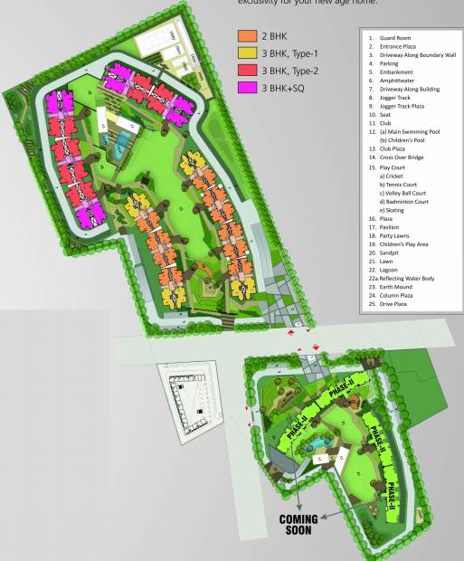 Images for Site Plan of Umang Winter Hills