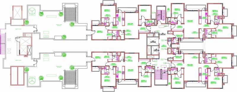 Images for Cluster Plan of Umang Winter Hills