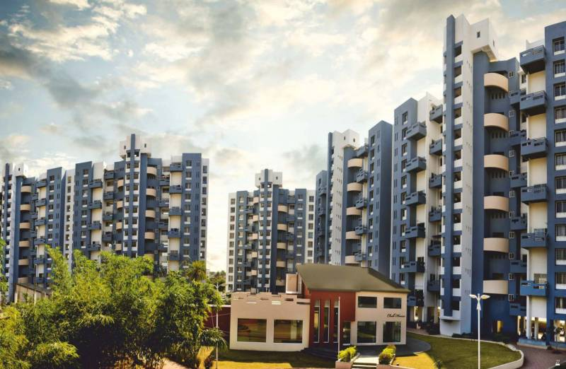 Images for Elevation of Amar Builders Pune Courtyards