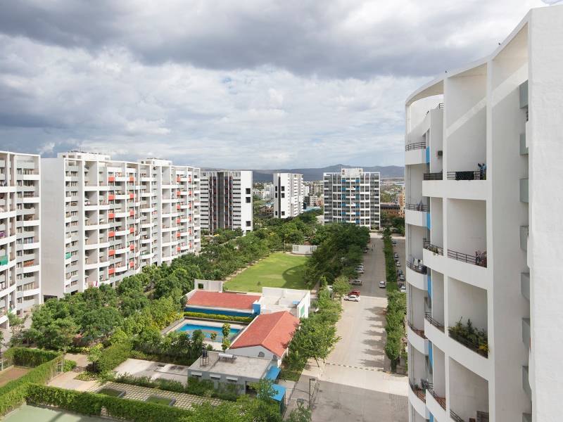 Images for Elevation of Kumar Park Infinia