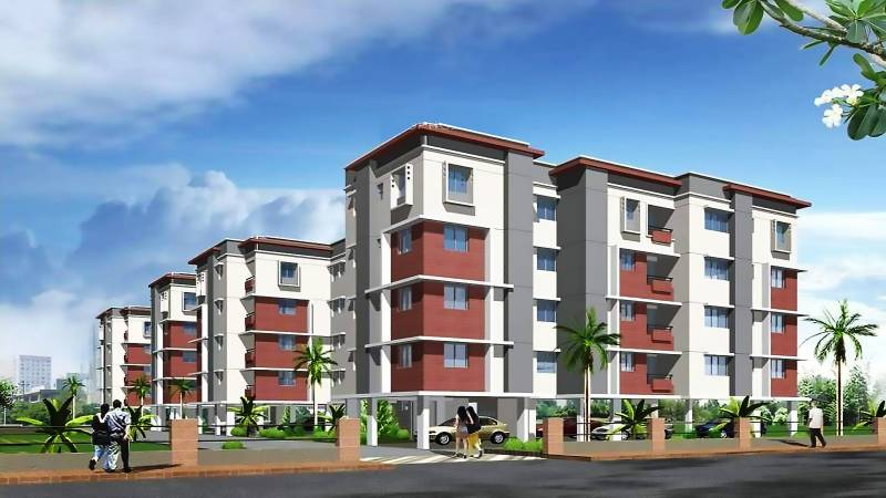 town Images for Elevation of Siddha Town