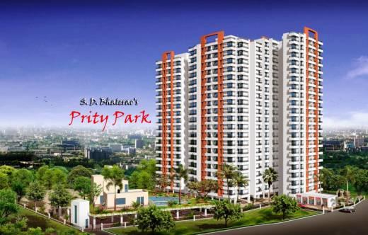 Sd Prity Park In Thane West Mumbai Price Location Map
