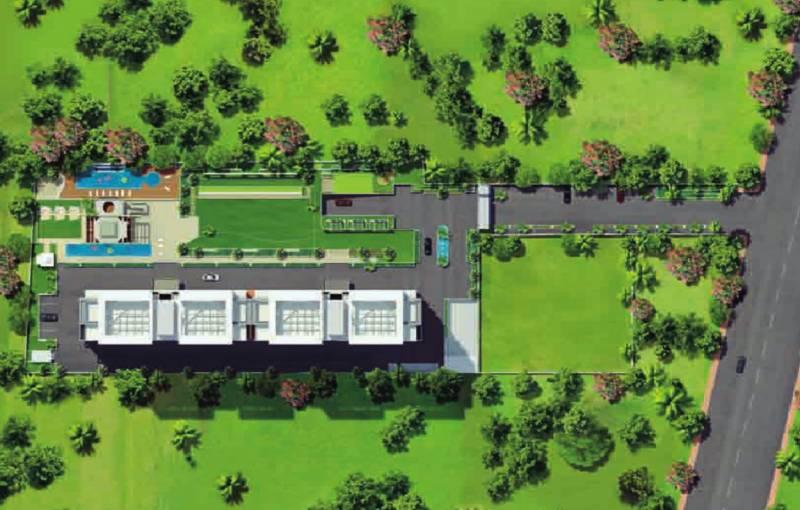 Layout Plan Image of Kasturi Housing The Balmoral Estate for sale ...