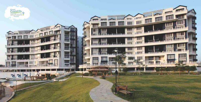 Images for Elevation of Gera Developments Greens Ville Sky Villas