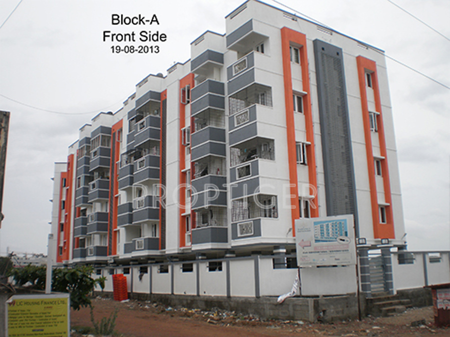 955 sq ft 2 bhk 2t apartment for sale in aks housing radiance perumbakkam chennai. Black Bedroom Furniture Sets. Home Design Ideas