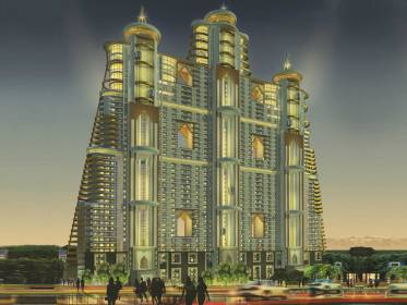 Images for Elevation of Raheja Revanta