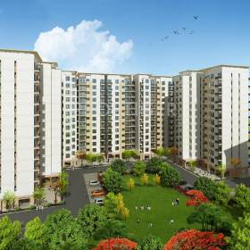 Images for Elevation of DLF Maiden Heights at My Town