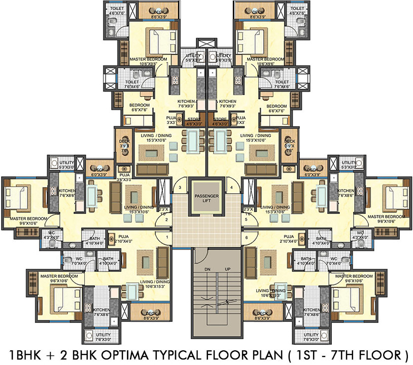 Lodha Casa Rio Gold In Dombivali Mumbai Price Location