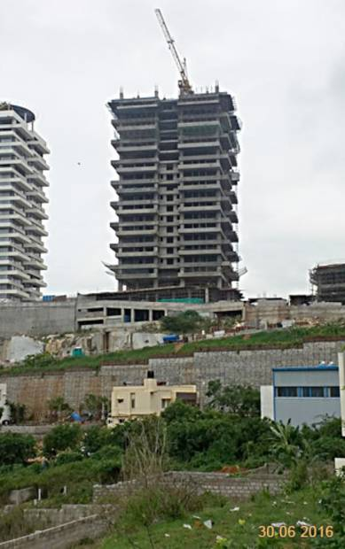 Images for Construction Status of TATA The Promont