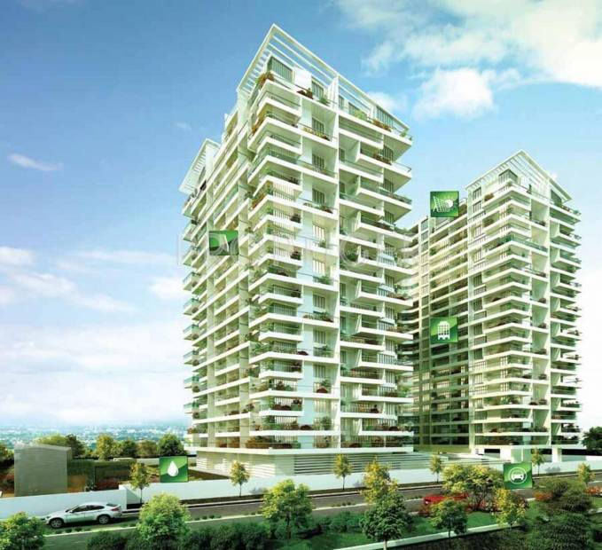 platinum Images for Elevation of Godrej Platinum