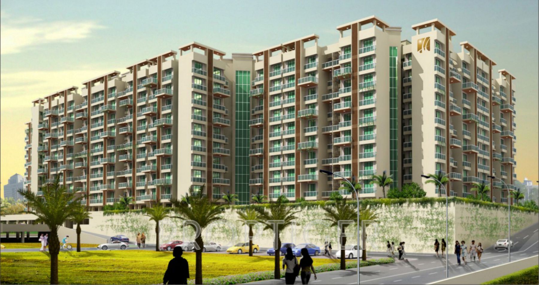 Ashiana Town Phase III 3BHK Apartments for sale in Sector ...