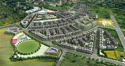 Images for Elevation of Rustomjee Global City