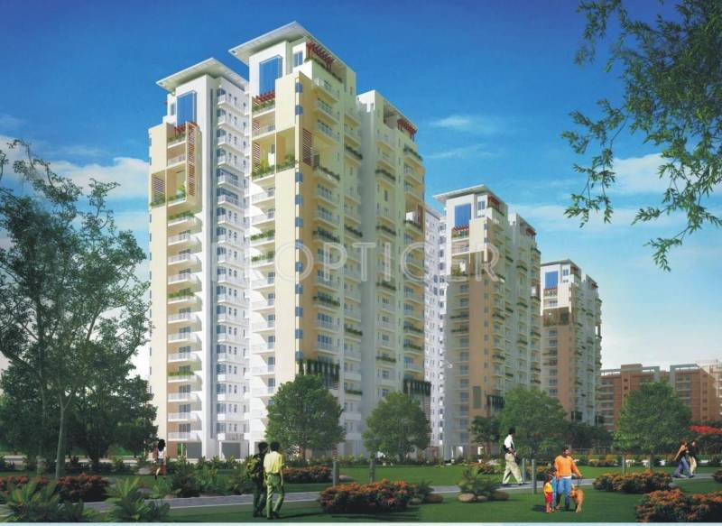 Images for Elevation of Indiabulls Centrum Park