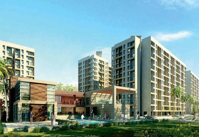 serenity Images for Elevation of Kalpataru Serenity