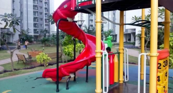 octacrest Children's play area