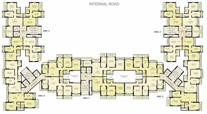 manavsthal Images for Cluster Plan of Kamanwala Manavsthal