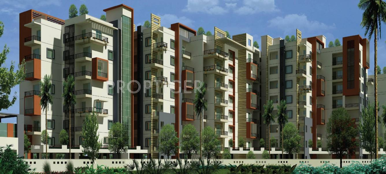 Foyer Infinity Apartment : Foyer infinity in whitefield hope farm junction bangalore