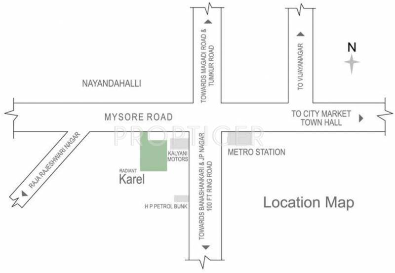 Images for Location Plan of Radiant Karel