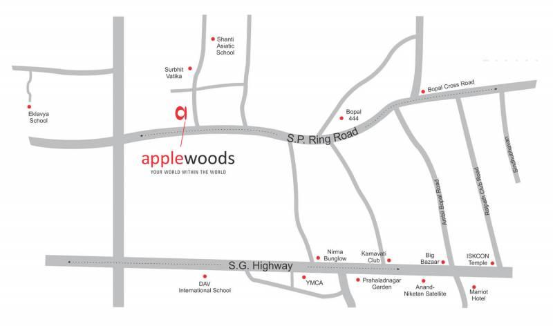 Images for Location Plan of Applewoods Sorrel