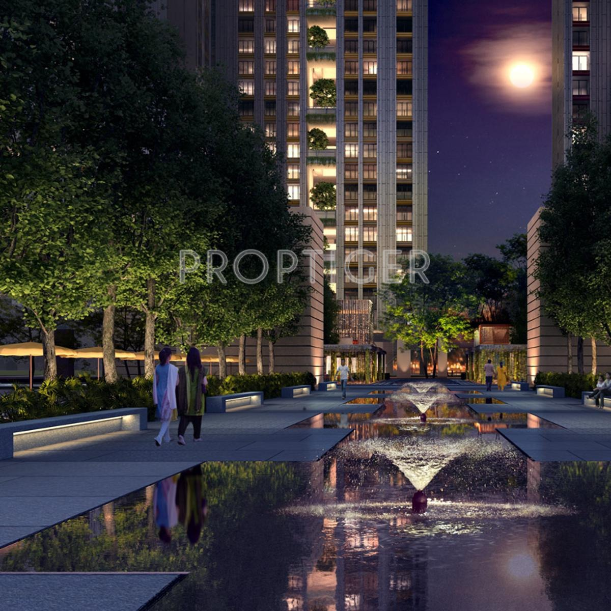 Lodha New Cuffe Parade Floor Plan 1638 Sq Ft 3 Bhk 2t Apartment For Sale In Lodha Group New