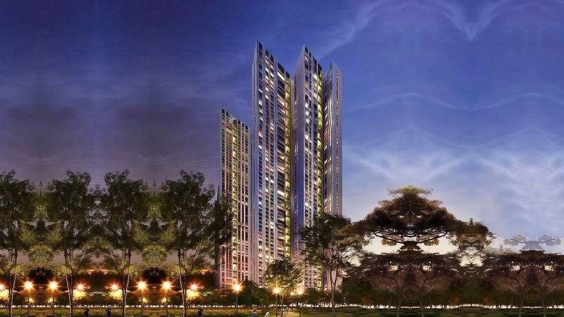 new-cuffe-parade Images for Elevation of Lodha New Cuffe Parade