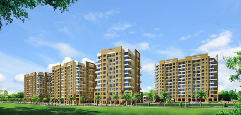 Images for Elevation of Kolte Patil IVY Botanica