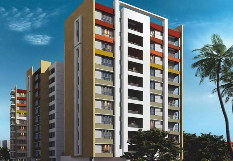 Images for Elevation of Siddha Xanadu Condominium
