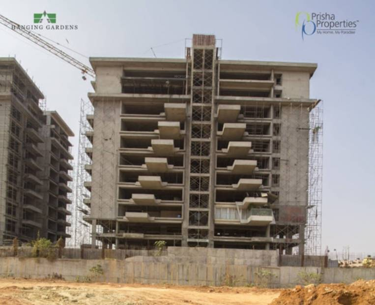 Images for Construction Status of Golden Hanging Gardens
