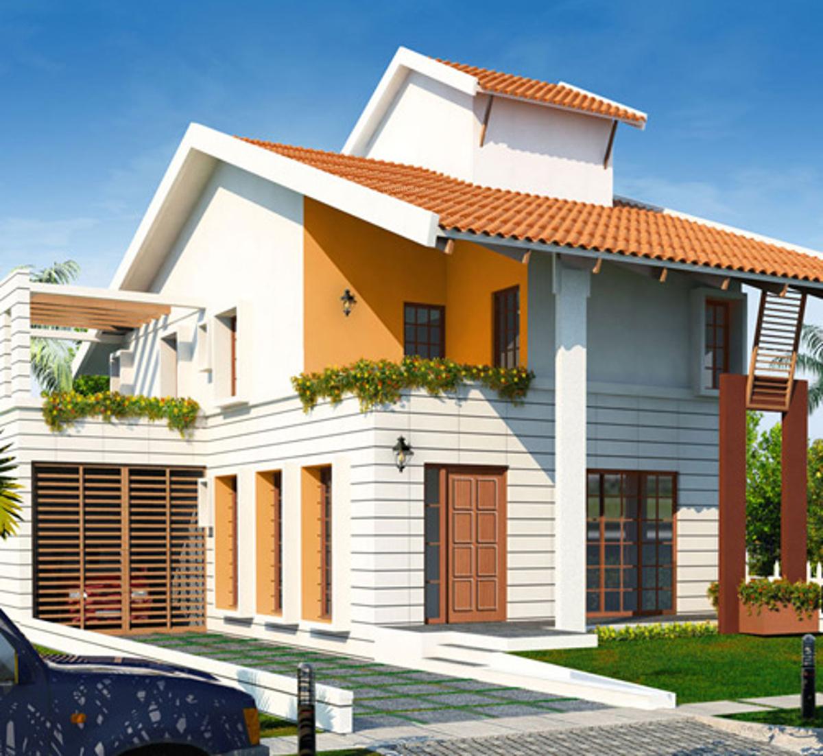 4056 Sq Ft 4 Bhk 4t Villa For Sale In Golden Gate Golden