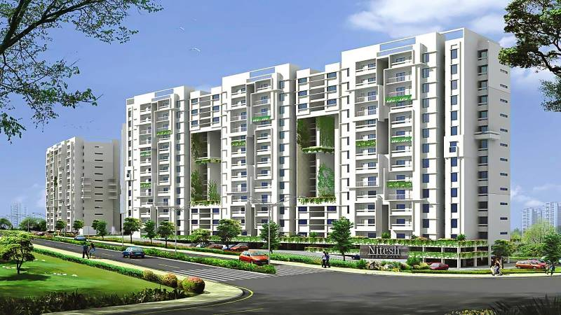 Images for Elevation of Nitesh Hyde Park