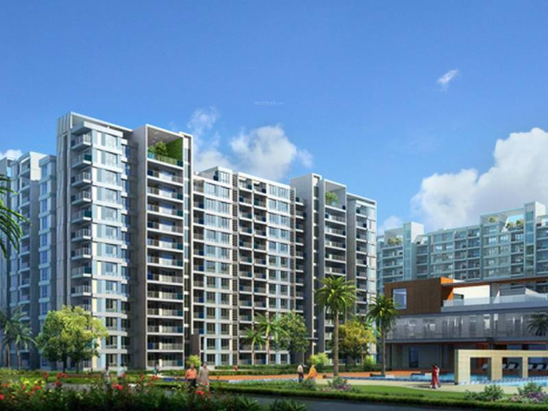 Images for Elevation of Adarsh Palm Retreat
