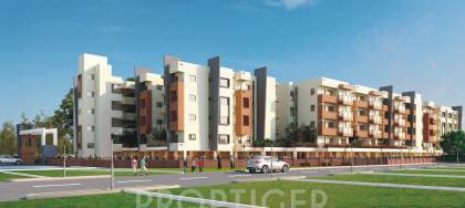 Images for Elevation of Vakil Whispering Woods Residences