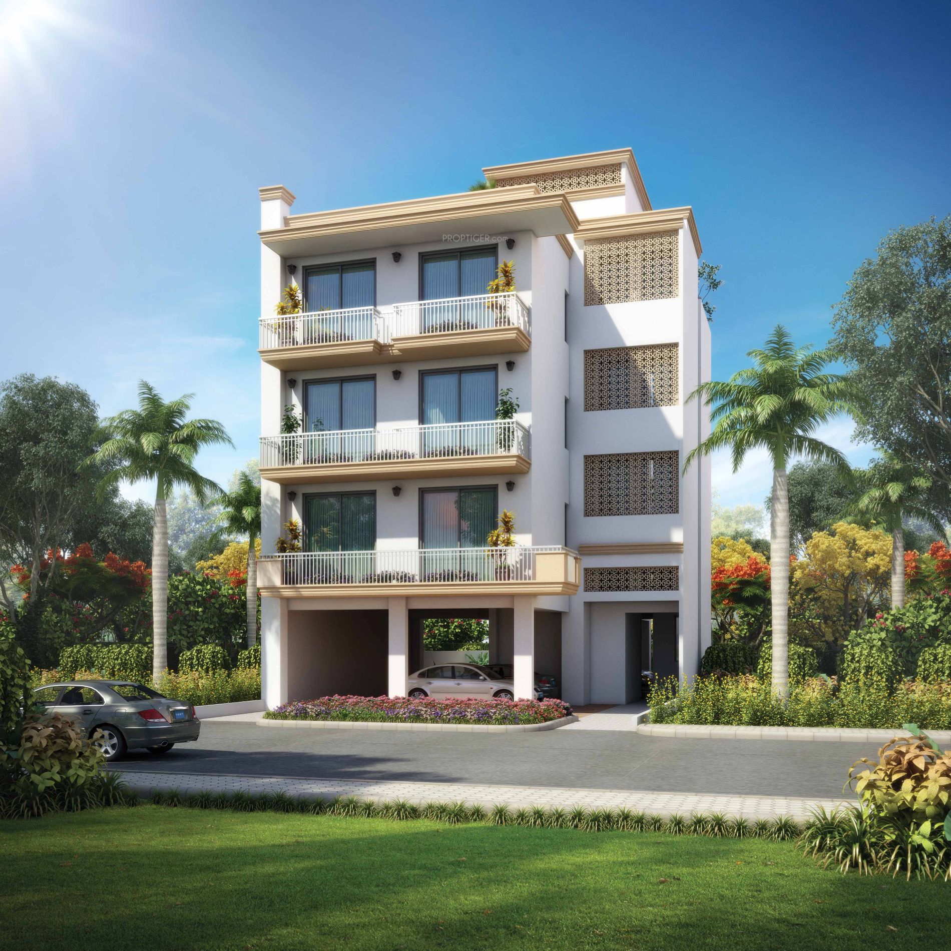 DLF Hyde Park In Mullanpur, Mohali