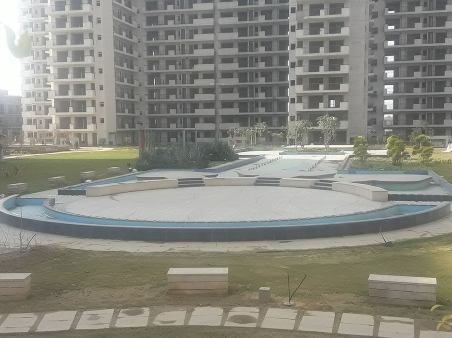 Bestech park view grand spa in sector 81 gurgaon price for Spa construction
