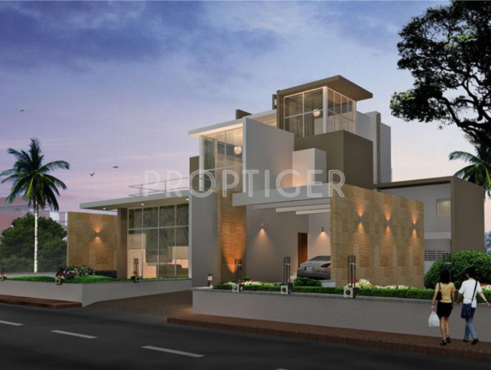 Empyrean Bangalore Villa For Sale