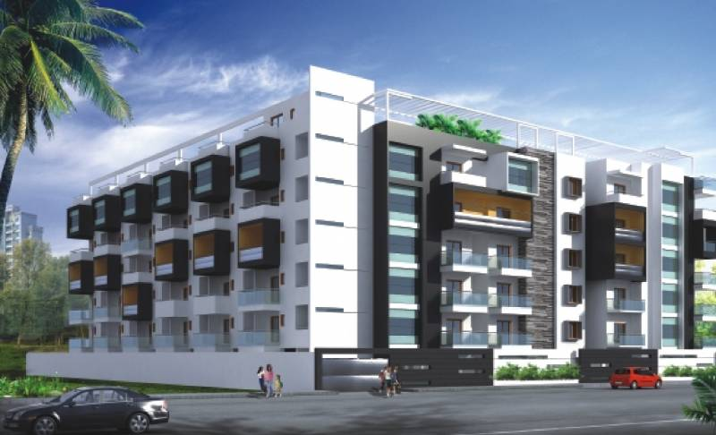 Images for Elevation of Srinivasa Sai Poorna High End
