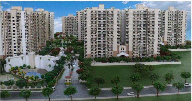 gardens Images for Elevation of Vipul Gardens
