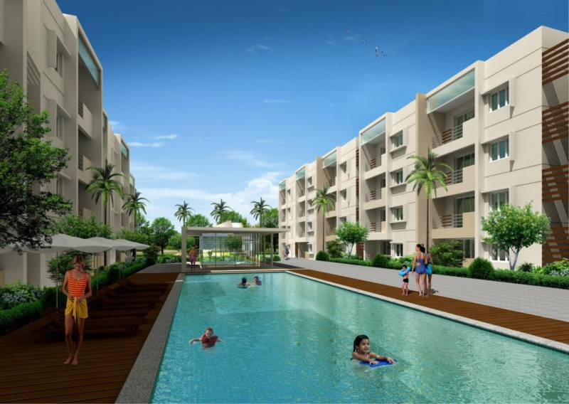 Images for Elevation of Indus Anantya